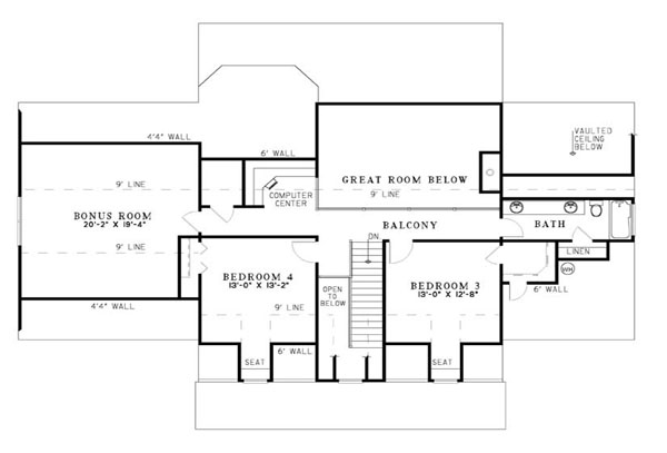 About log home plans details and their plans from Circle house plans