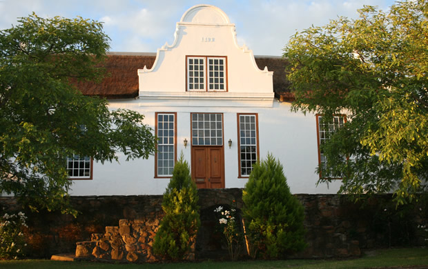 Architect Cape Dutch Cape Dutch Style Guest House