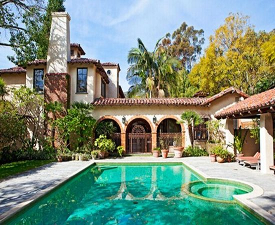 Top Celebrity Houses And Architechtural Styles