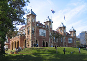 Perth Government House